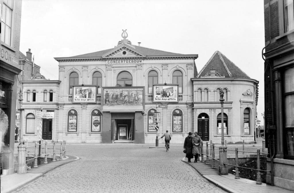 concertgebouw Jan Heinsstraat