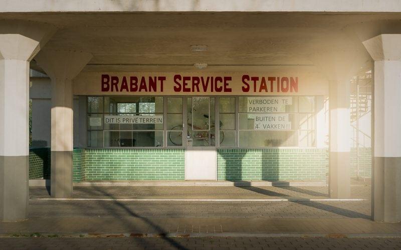servicestation
