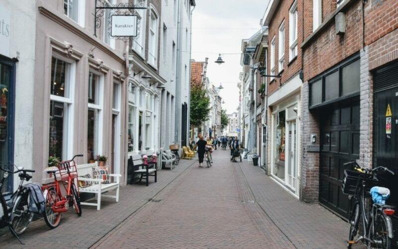 Snellestraat wonen nabij het centrum mooiste straat