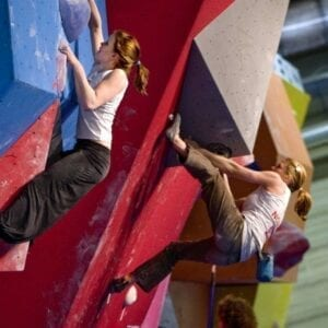 Bossche Boulders klimhal