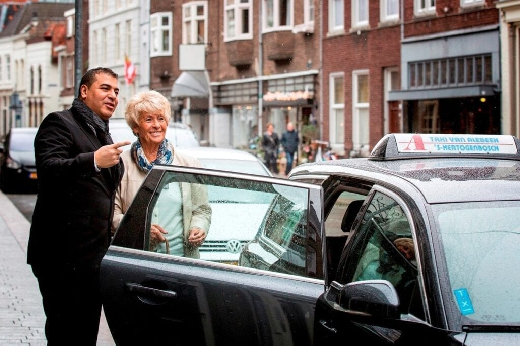 Taxibedrijf van Alebeek