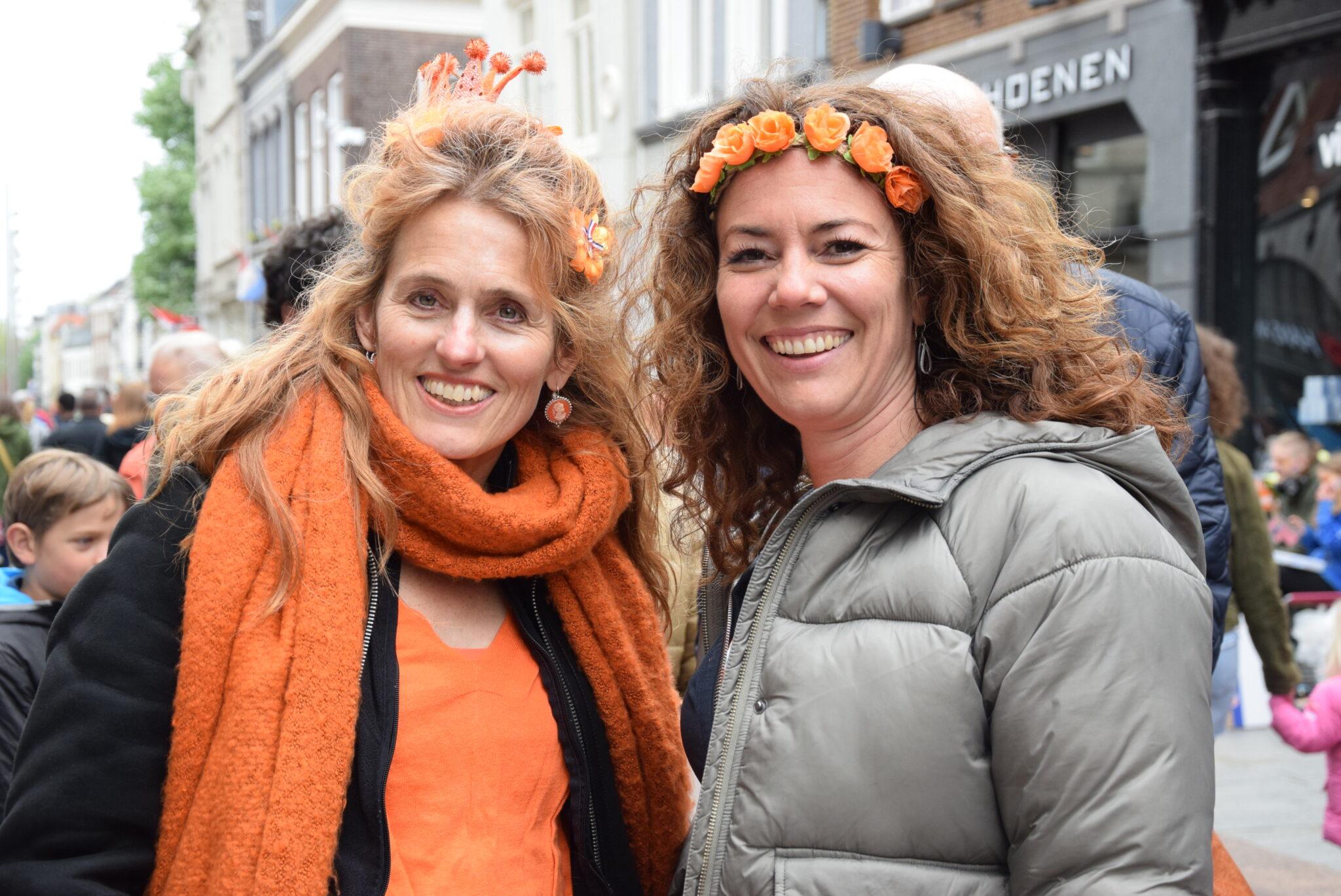 Koningsdag 2019 oranjekade