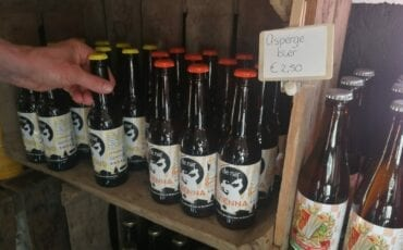 Asperge boer cromvoirt verhoeven bier