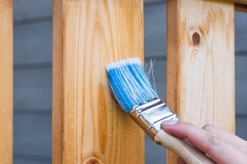 De juiste kwast voor buiten schilderen