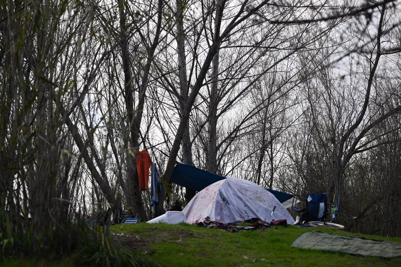 tent park