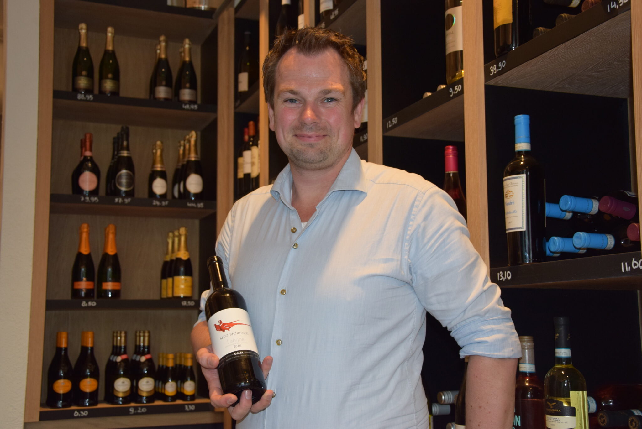 boodschappen Ben's Favourites Wine & More