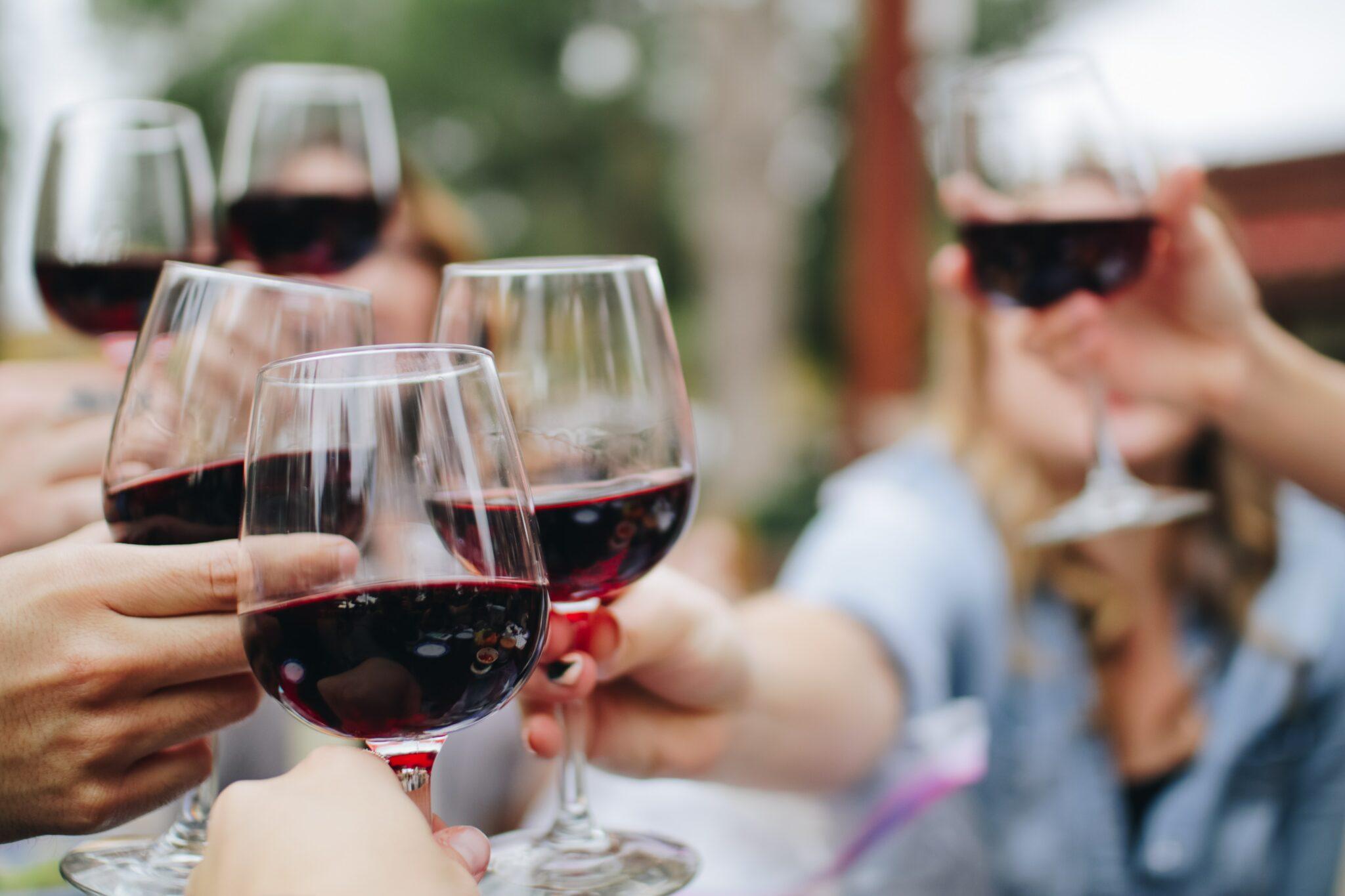 wijndrinkers