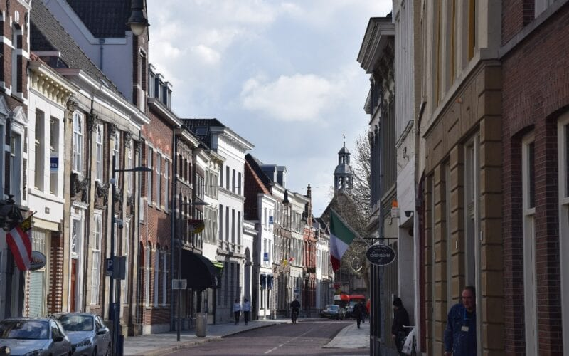 baan straatroven Den Bosch