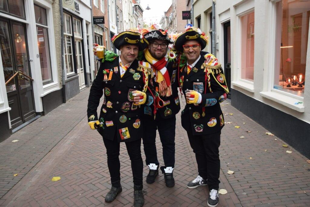 Carnavalswandeling