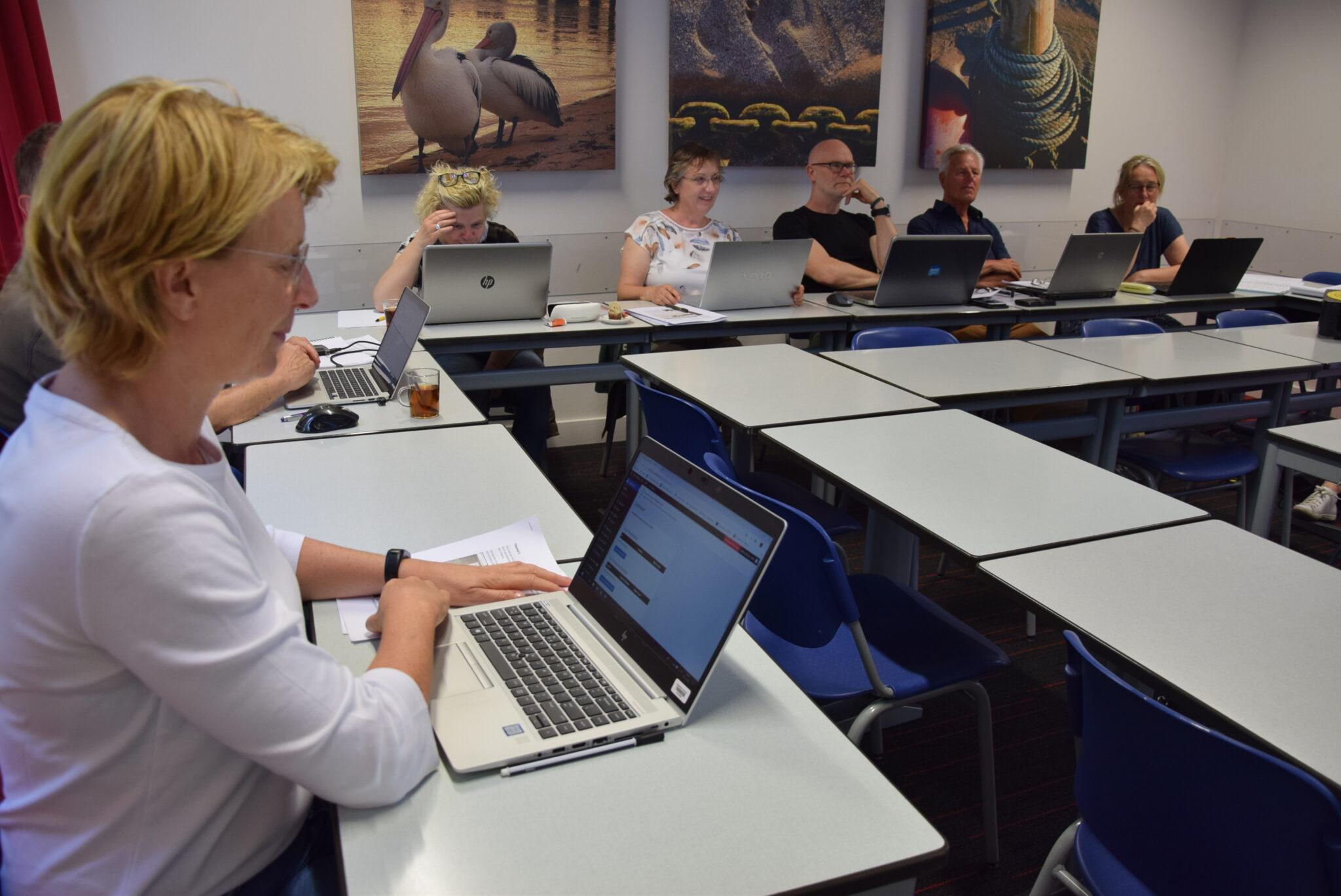 cursussen VU Den Bosch