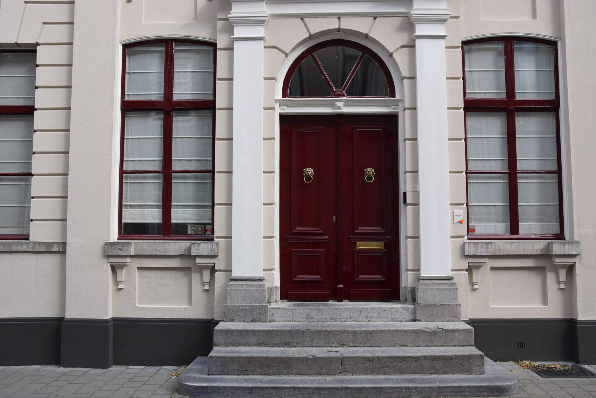 Voordeur Den Bosch