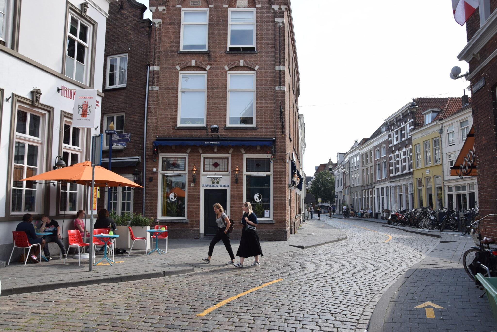 Reinders in de Kruisstraat Den Bosch