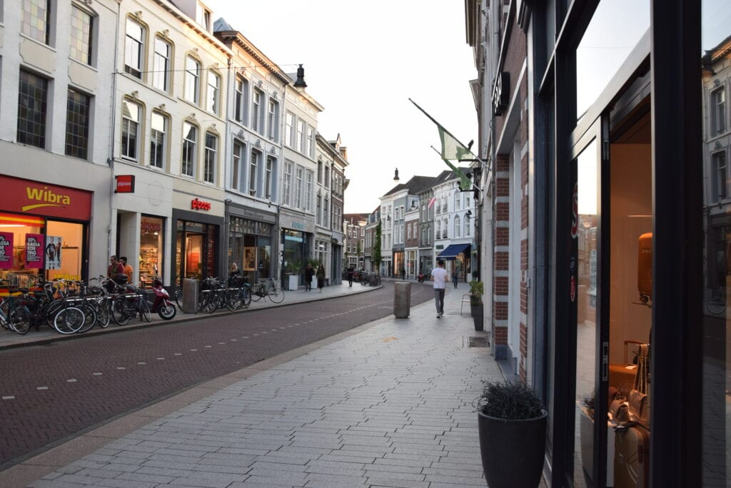 Vughterstraat in Den Bosch