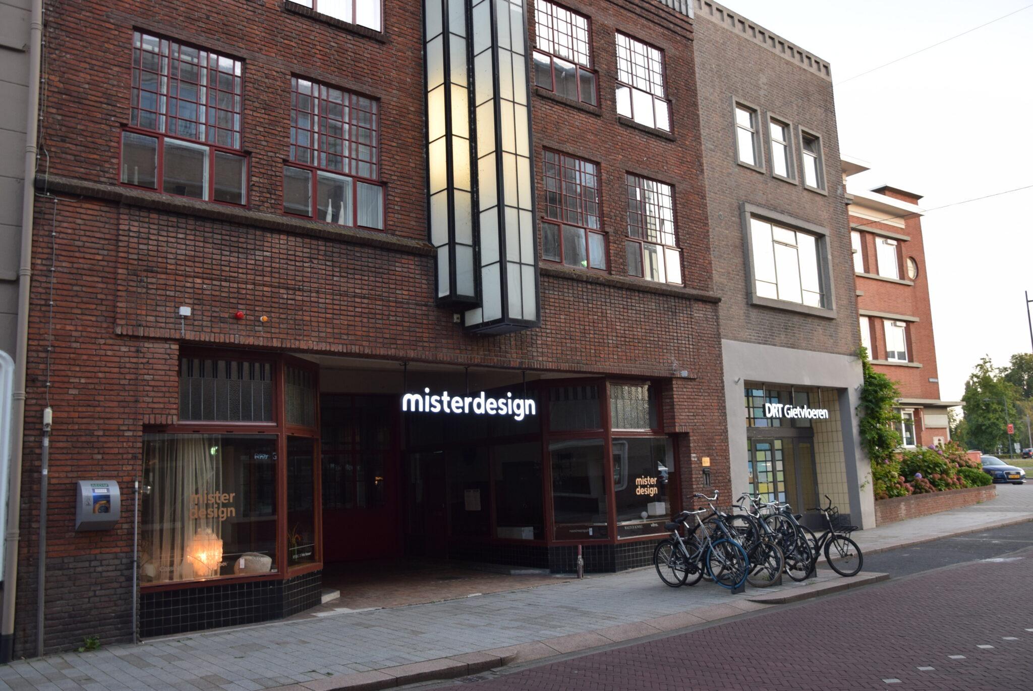 MisterDesign in Den Bosch