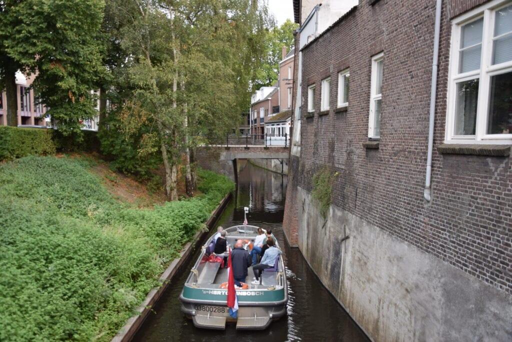 Rondvaart Binnendieze Den Bosch