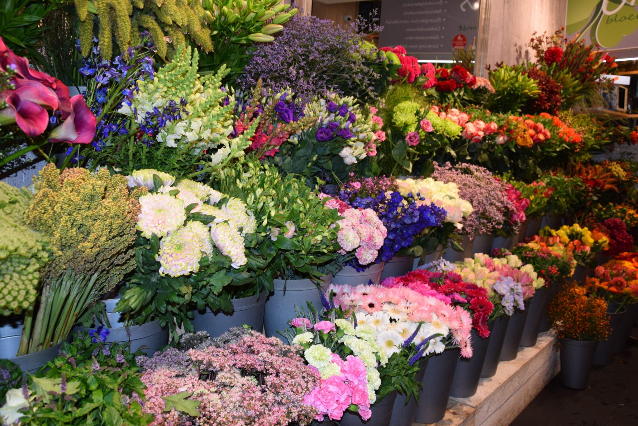 Duurzame bloemen Den Bosch