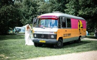 Binnenkijken bij Viola & Bas Camperbus