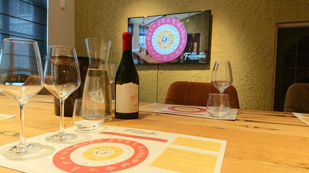 Ben's Favourites Wine & More / Wijncursus Den Bosch
