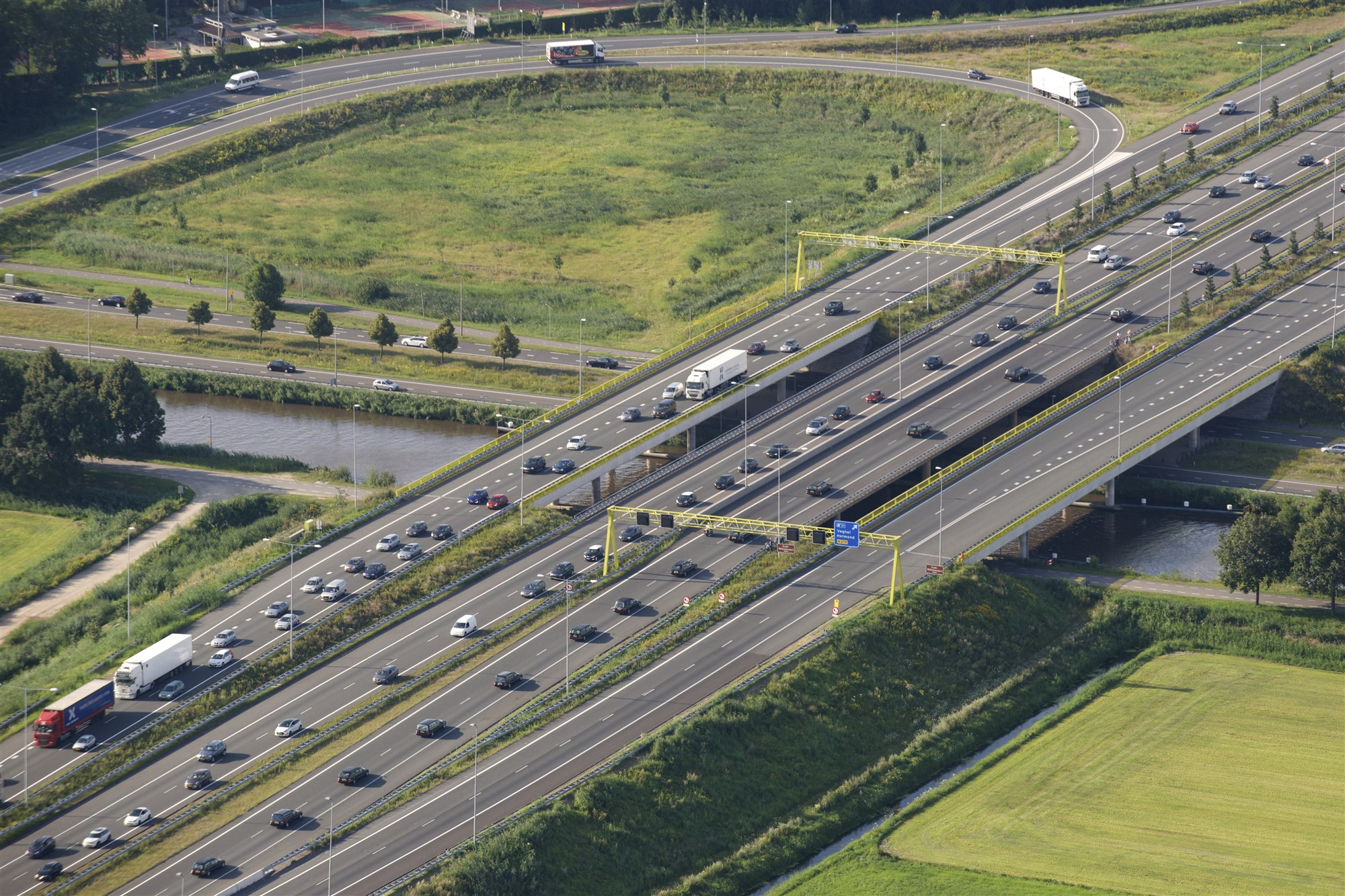 wegenbelasting Brabant