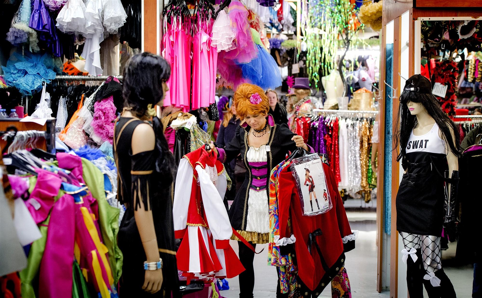 carnavalskostuums