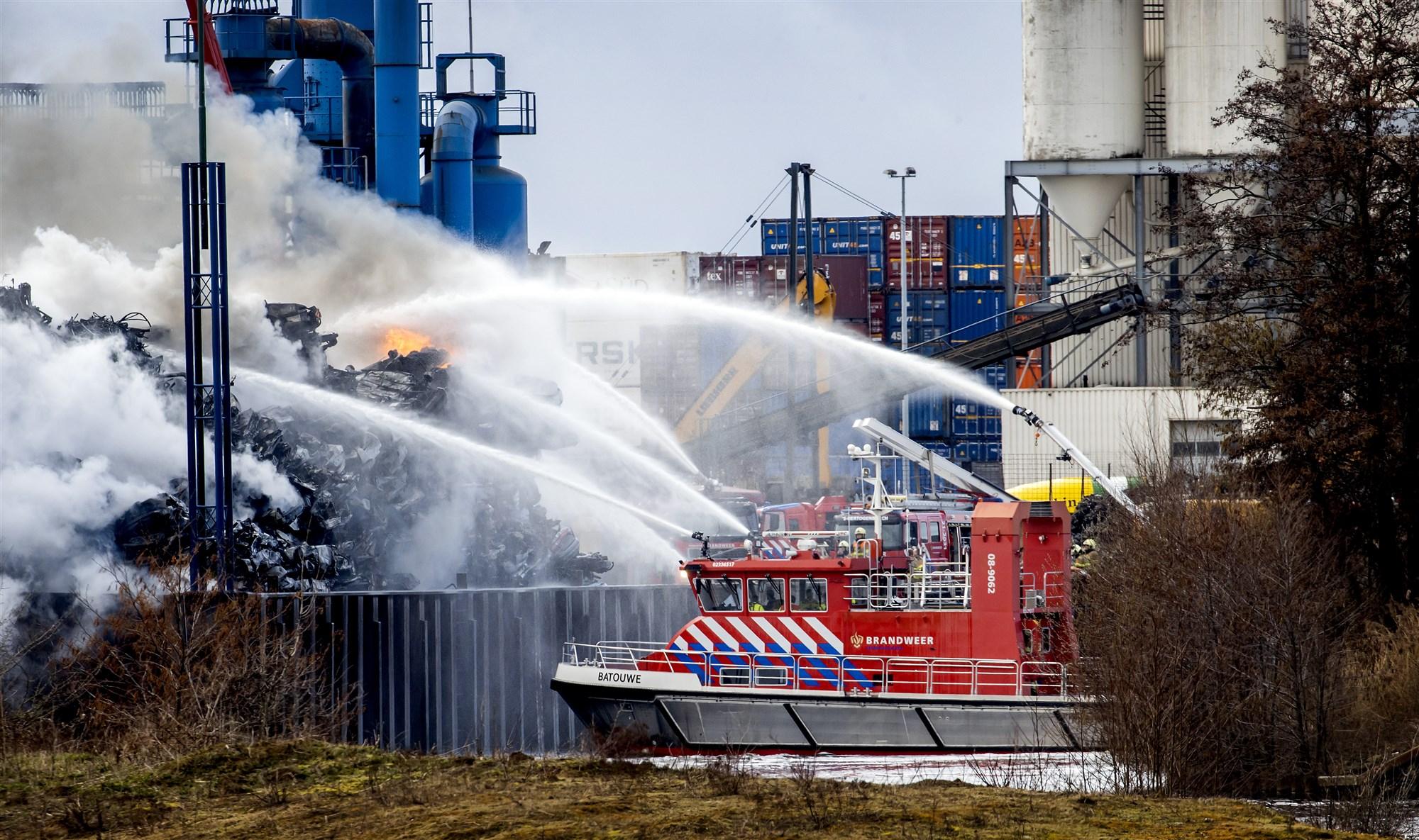 """Ga naar """"Waarom sommigen geen NL-Alert ontvangen van de brand in Den Bosch"""" - indebuurt"""