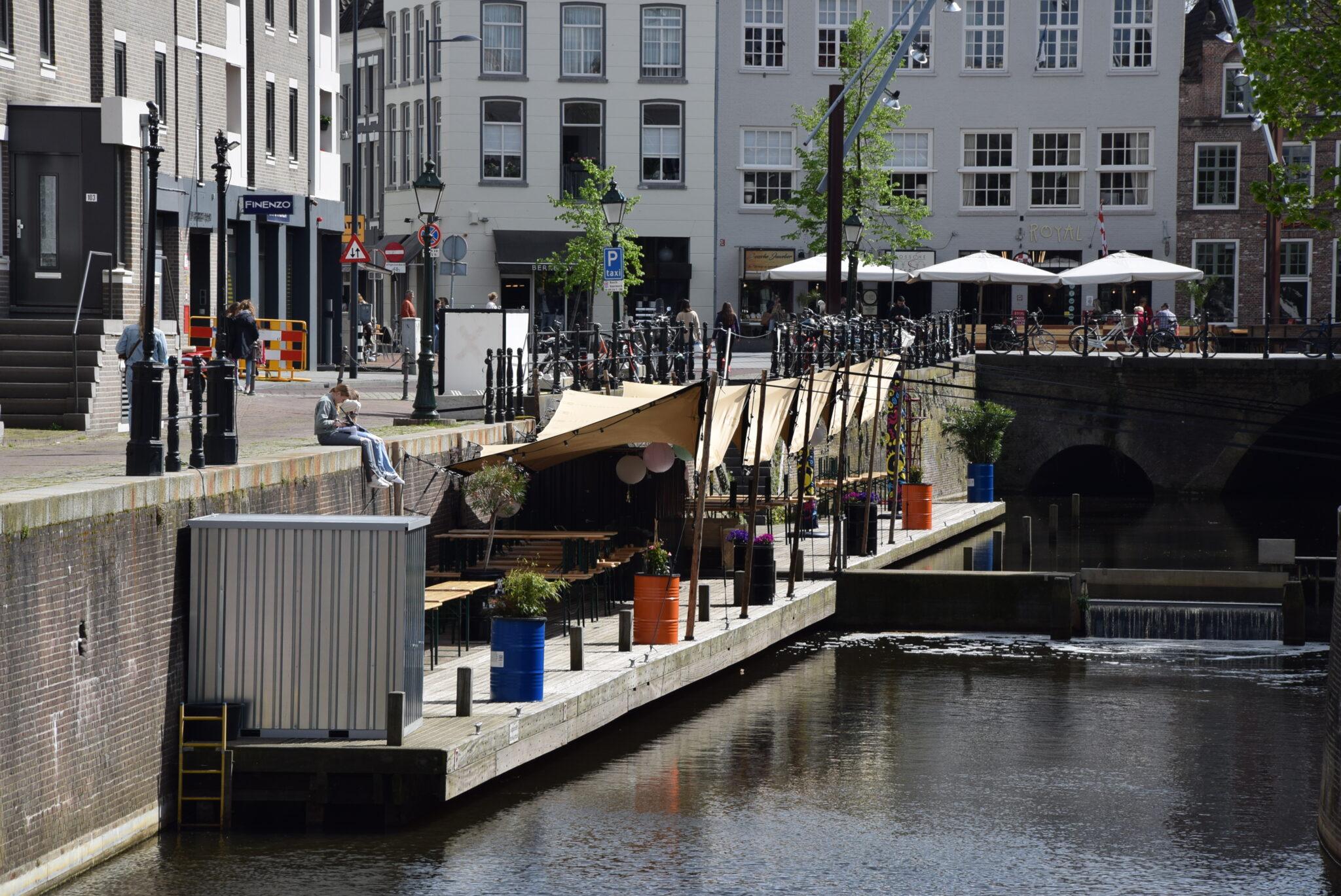 Extra terrassen in Den Bosch: op deze plekken vind je ze - indebuurt