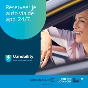 deelauto in Den Bosch
