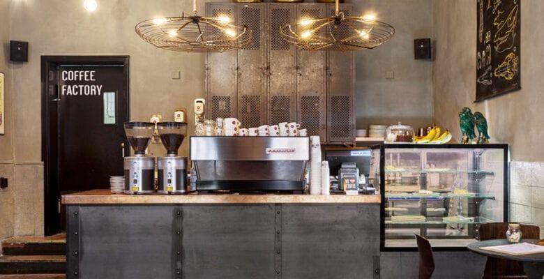 hometown-koffie Den Haag