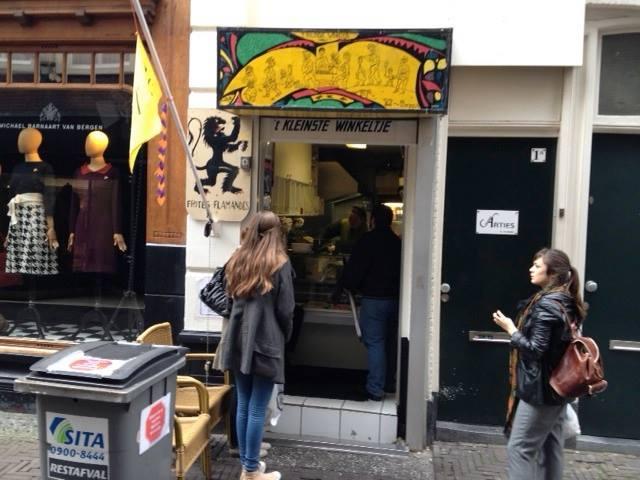 t kleinste winkeltje