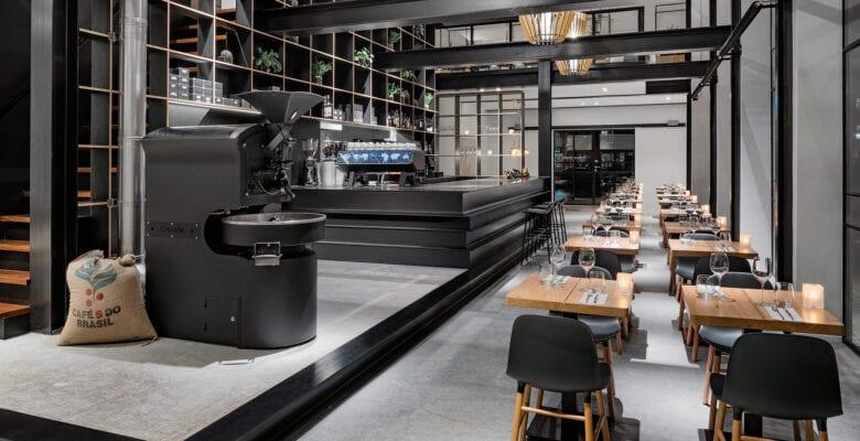 Koffie in Den Haag - Capriole Cafe