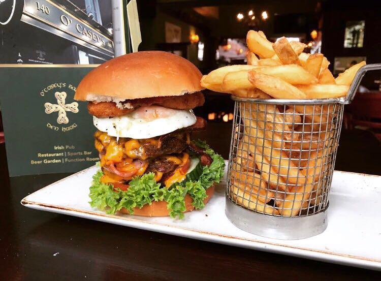 O'Casey's Hamburger