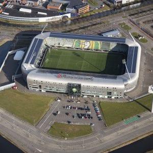 Stadion ADO Den Haag Foto ANP