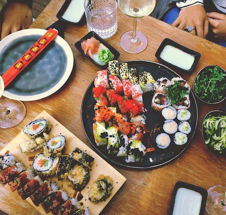 Sushi Den Haag