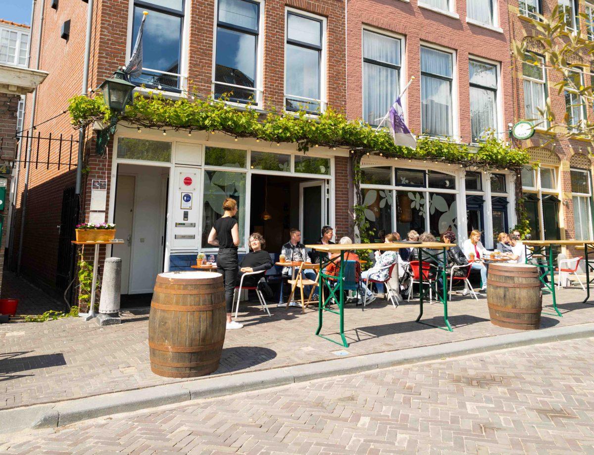 restaurant Basaal, Dunne Bierkade Den Haag