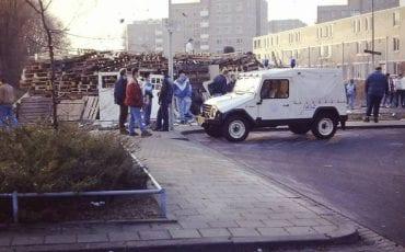 Burgemeester Hovylaan jaren '80