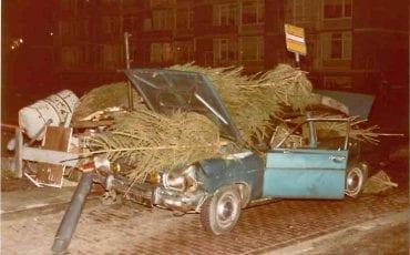 Oude Haagweg/Hector Berliozkade jaren'80