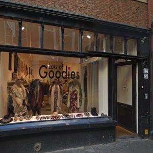 Lot of Goodies. Foto Google View