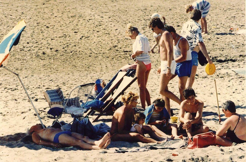 Scheveningen 1987. Foto ANP