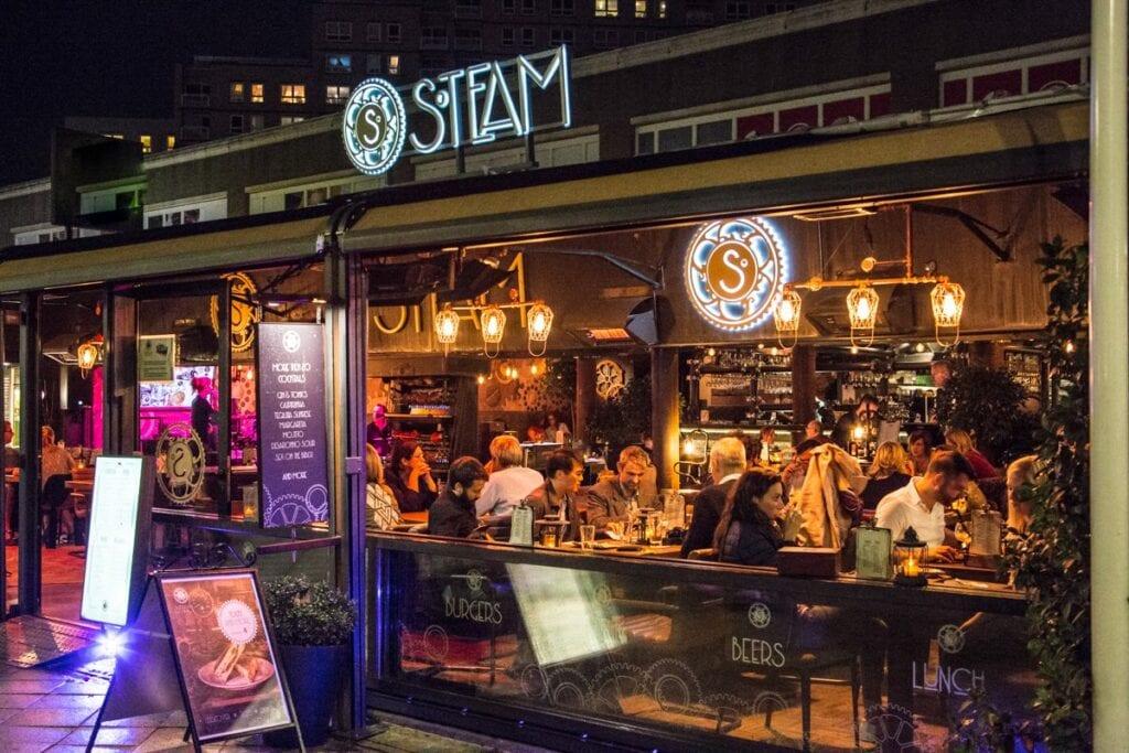 Foto Steam Scheveningen