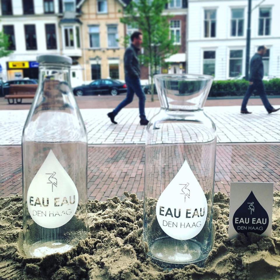 Eau Eau Den Haag 'Naam van het jaar 2017'