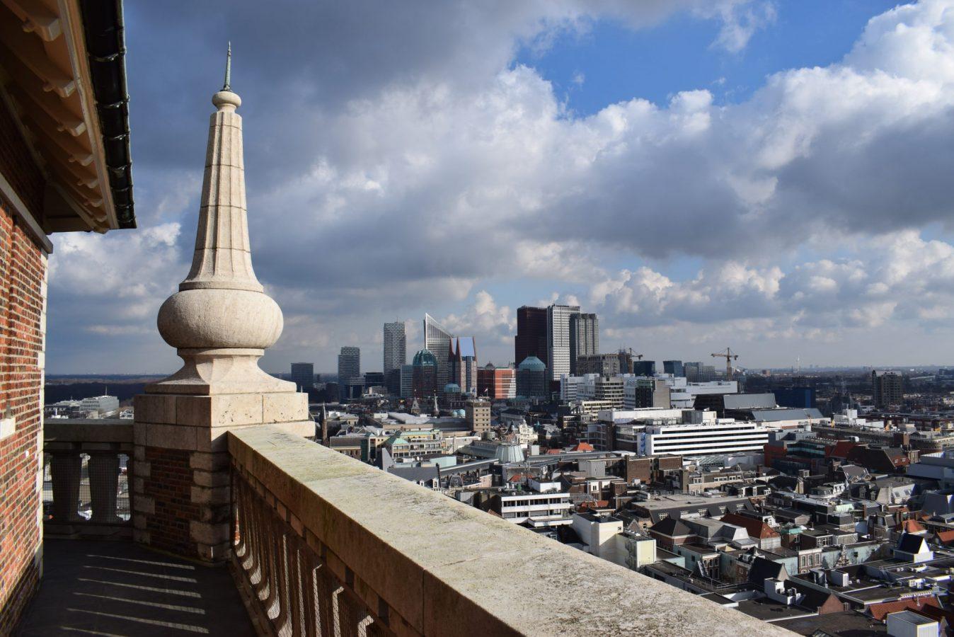 Haagse Toren, Grote Kerk Den Haag