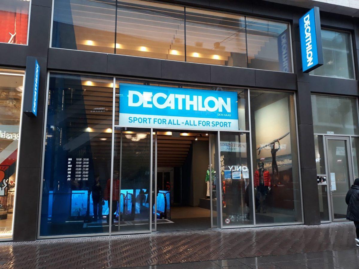 Decathlon Den Haag