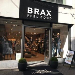 Brax kledingwinkel Den Haag