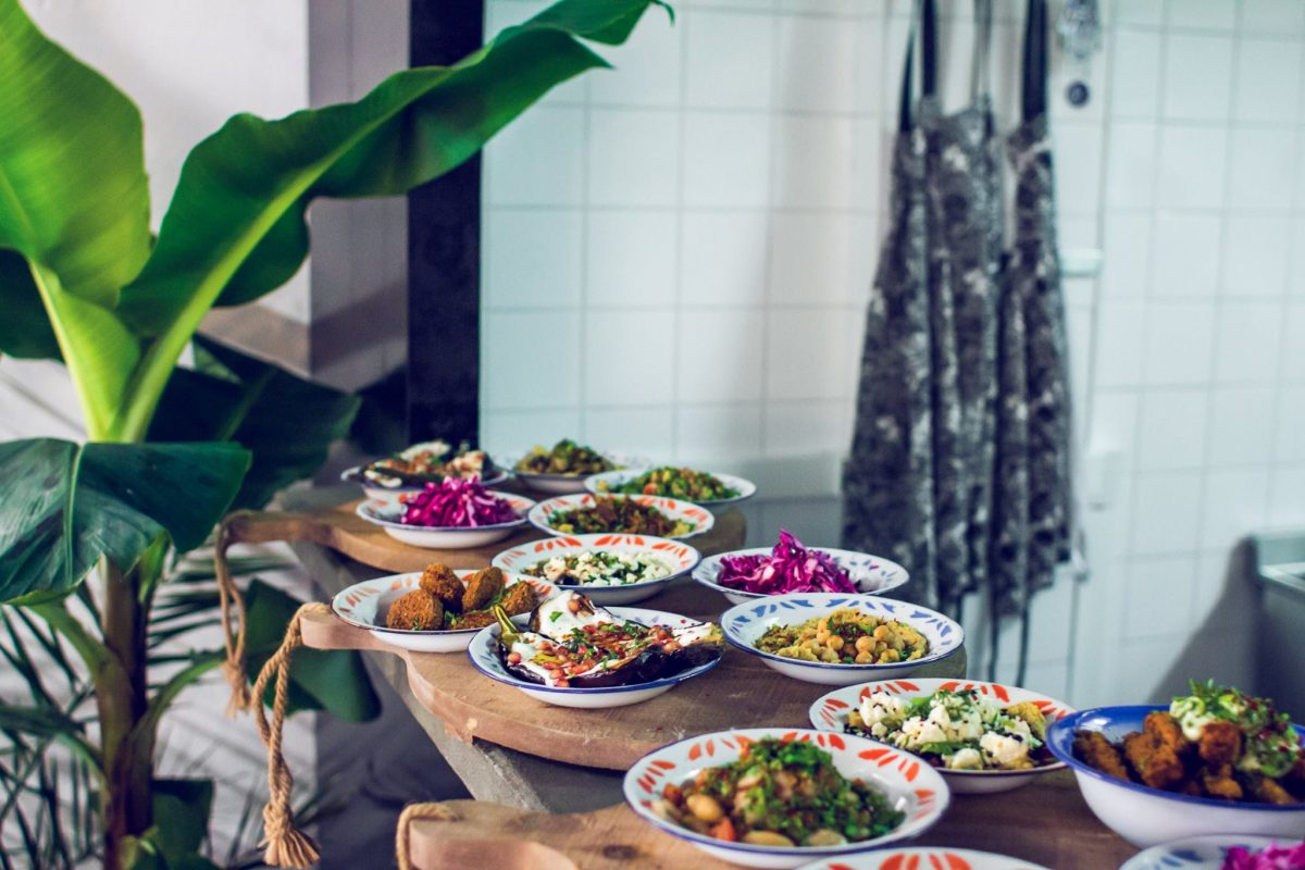 Restaurant Hummus Zeeheldenkwartier