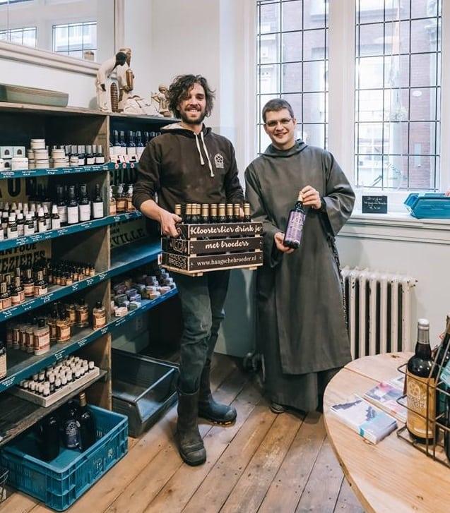 Brouwerij Haagsche Broeder. Foto Foto door Myrthe Slootjes Photography & Styling