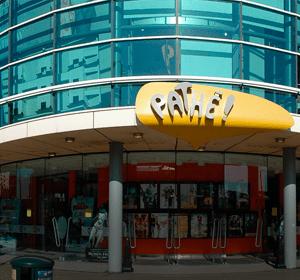 Pathe Bioscoop Scheveningen