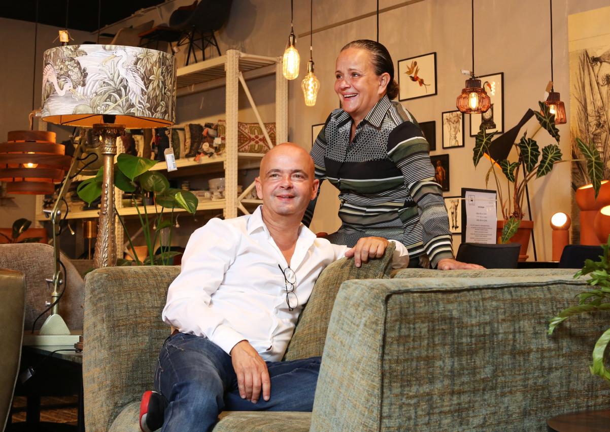 Lasas & Loekov Foto door: Thomas Nondh Jansen