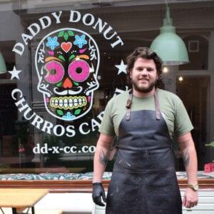 Tim Tromp van Daddy Donuts