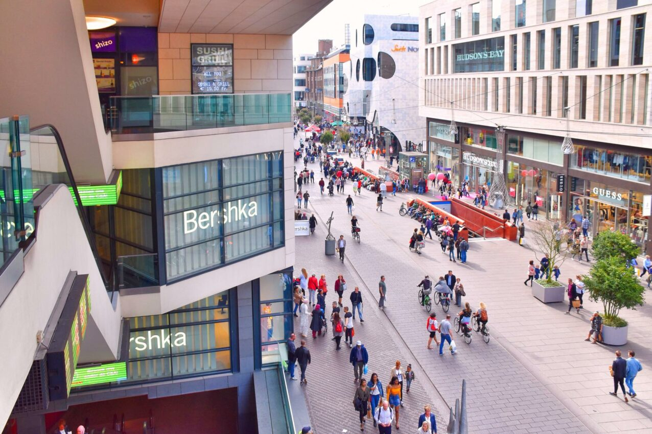 Grote Marktstraat, Den Haag. Foto Duarte Nobre