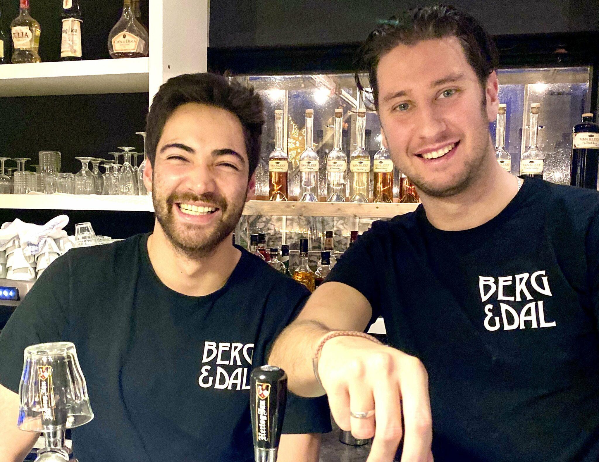 Berg en Dal - barmannen